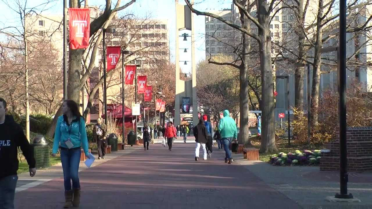 Is Temple Campus Dangerous?