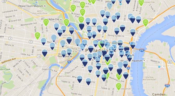 24 New Indego Bike Share Stations Coming to Philadelphia