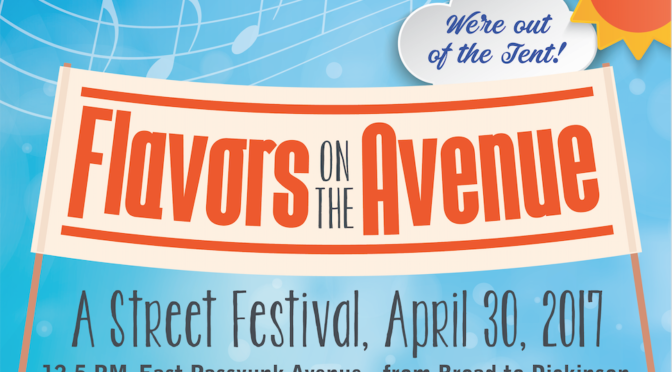 Flavors on the Avenue 2017 Festival