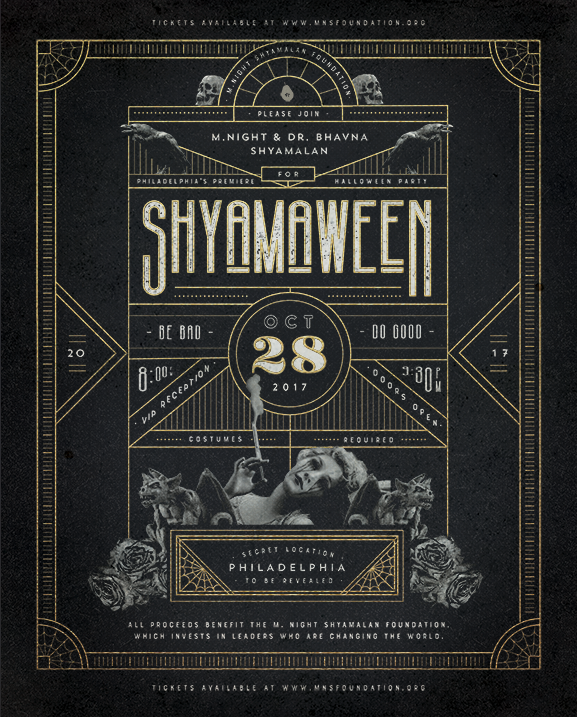 Shyamaween 2017: Philly Halloween Party | Philadelight