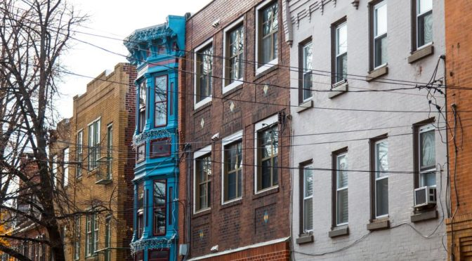 Whitman row home renovated and flipped on Philly Revival TV Show